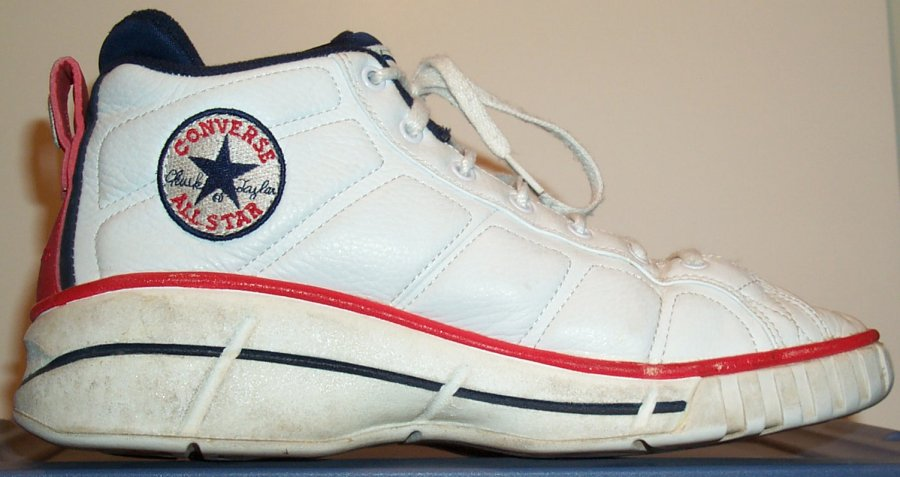 1995 converse basketball shoes