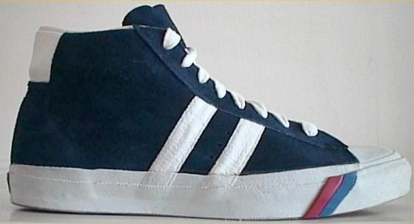 Memories - PRO-Keds Two-Stripe Sneakers