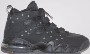 Nike Air Max2 CB in all black (2003 reissue)