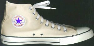 "Converse ""Chuck Taylor"" All-Star high-top, Light Chino (Brown)"