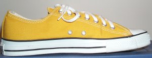 "Converse ""Chuck Taylor"" All Star New Gold low-top sneaker"