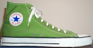 "Converse ""Chuck Taylor"" All Star high-top in Bamboo Green"