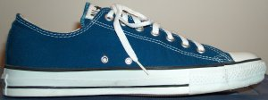 "Converse ""Chuck Taylor"" All Star Carribean Blue low-top"