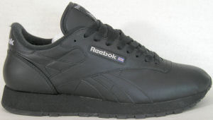 Reebok Classic Cielo in black leather