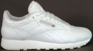 Reebok Classic Cielo in white leather