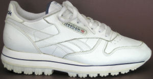 Reebok Classic Rebel in white leather