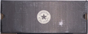 "Converse ""Chuck Taylor"" All-Star box from 2005"
