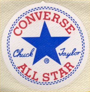 "Converse ""Chuck Taylor"" All Star ankle patch - US version"