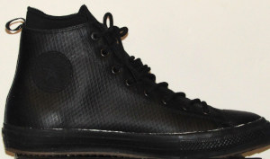 "Black Converse ""Chuck Taylor"" All Star II sneakerboot"