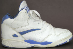 "LA Gear ""Hurricane"" basketball shoes"