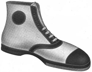 Klaykort high-top sneaker