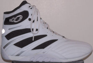 "Otomix ""Extreme Pro Trainer"" - white with silver and black trim"