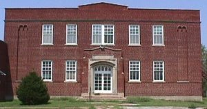 A picture of one of Charlie's old schools (built in 1923)