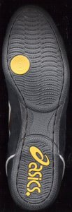 Sole of ASICS Counter wrestling shoe