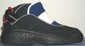 Tommy Hilfiger FLY sneaker with zipper